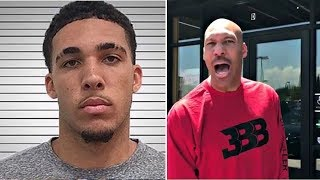 LaVar Ball Reacts To LiAngelo Ball Being Arrested In China For Shoplifting