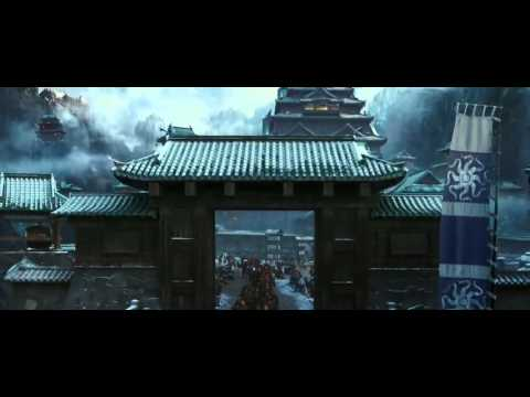 47 Ronin Official Trailer #1 2013 (Hungarian sub)