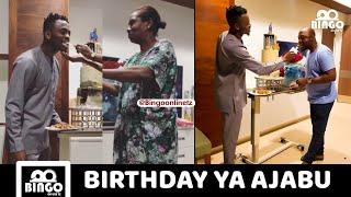 Full BIRTHDAY Ya DIAMOND Walivyokula Keki Hospital, Mama Dangote, Shamte, Esma Waingana, Mond Hoi ki