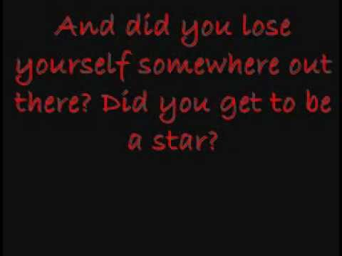 Goo Goo Dolls - Name Lyrics