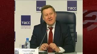 Анатолий Локоть подвел итоги 2019 года
