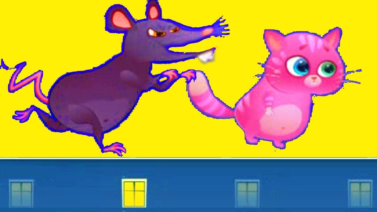 картинки котик бубу и крыс равномерное нанесение