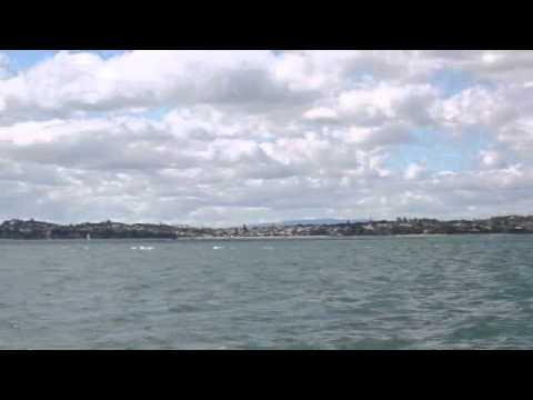 Waitemata Harbour Sailing