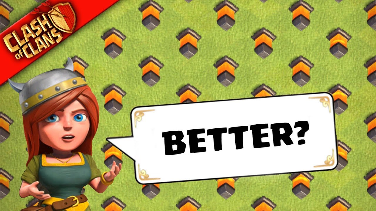 U SAY MY BASE SUCKS? ▶️ Clash of Clans ◀️ HOW'S THIS?!