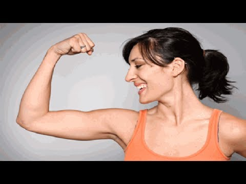 Biceps Exercises – Seated Dumbbell Hammer Bicep Curls