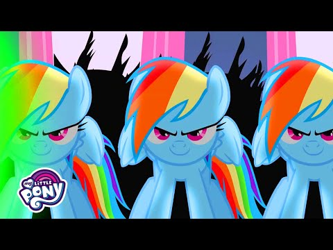 My Little Pony   The Main 6 vs The Changelings (A Canterlot Wedding)   MLP: FiM