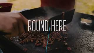 """""""Round Here"""" OFFICIAL MUSIC VIDEO ft. Eddwords (Prod.By HoodWithAnotherOne)"""