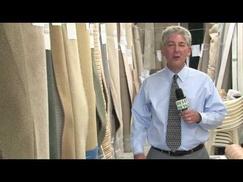 Alan Mendelson & Eco Trader Carpet Remnants