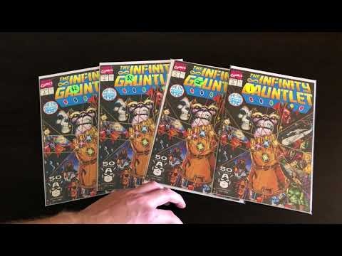 More Comic Book Keys on the way to CGC - To Be Graded