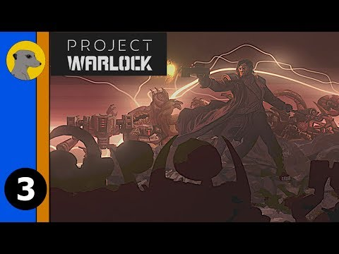 Project warlock EP 3.The Sorcerer boss fight and too episode Antarctica.