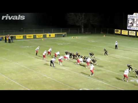 Brian Thompson Sophomore Highlights