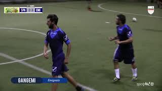 Sportiamo League   Club Spadaforesi Vs Emigratis