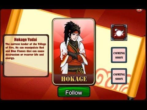 Hokage Branch (explanation and gifts) - Ninja Saga 9th Anniversary