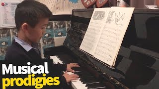 Amazing Young Musicians Compilation 2019 | Musical Prodigies