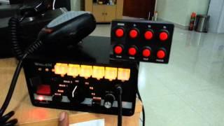 Whelen 295slsa6 with custom switch ARLEMA MOTOR