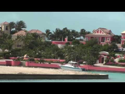Prince (or the artist formerly known) house in the Turks and Caicos