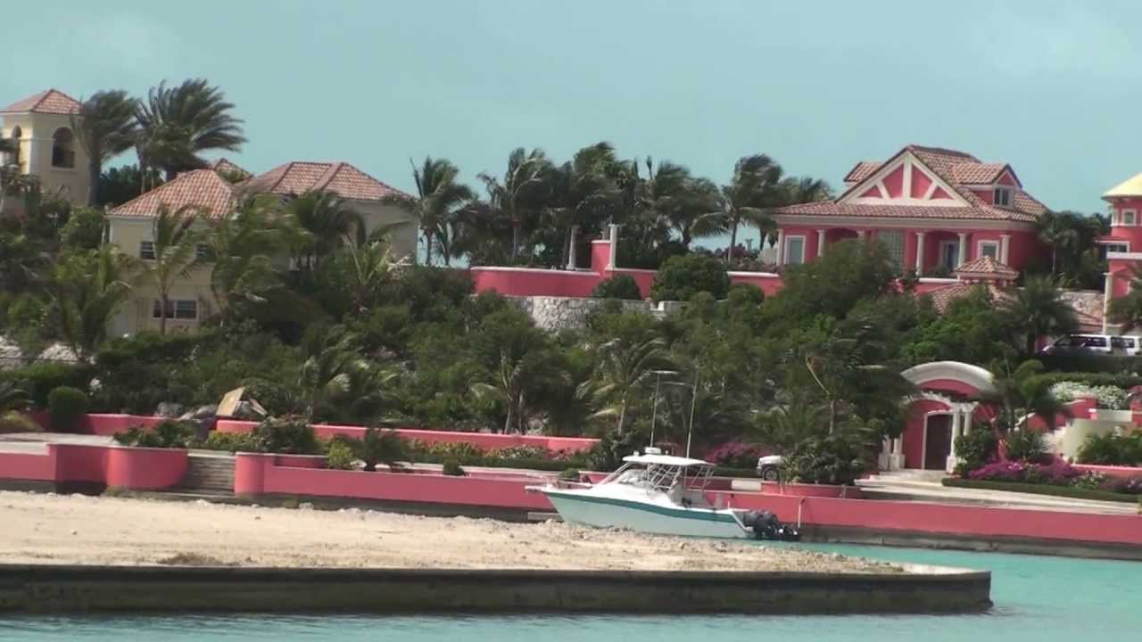 Prince (or The Artist Formerly Known) House In The Turks And Caicos    YouTube