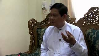 interview with usdp s u htay oo