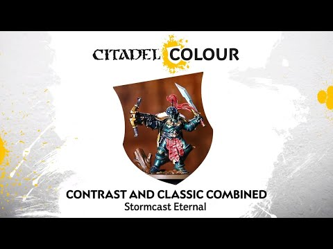 Contrast and Classic Combined: Stormcast Eternal