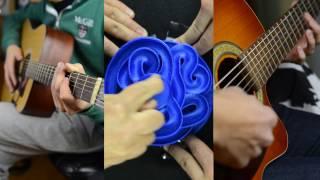 Marble Machine (Wintergatan) - Acoustic Guitar Cover