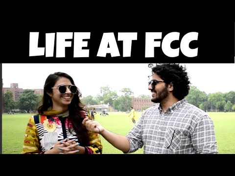 Life at FCC | Walkie Talkies | Ali Zar