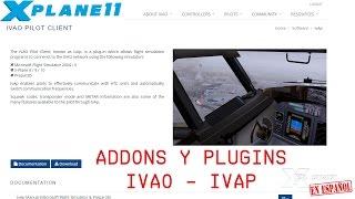 X-Plane 11 - Plugins - Ivao - IvAp