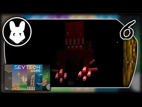 SevTech Ages - Shadow and Shame! Part 6 - Mischief of Mice!