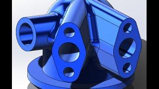 Видеоуроки SolidWorks. Построение модели (Model Mania 2010)(Изучаем на сайте http://veselowa.ru/ программу инженерной графики для колледжей! Построение модели в SolidWorks. Ссылка..., 2016-08-19T11:58:38.000Z)