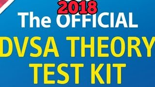 THEORY TEST 2018 PRACTICE