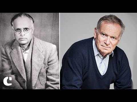 How R.K. Narayan became Jeffrey Archer's Hero