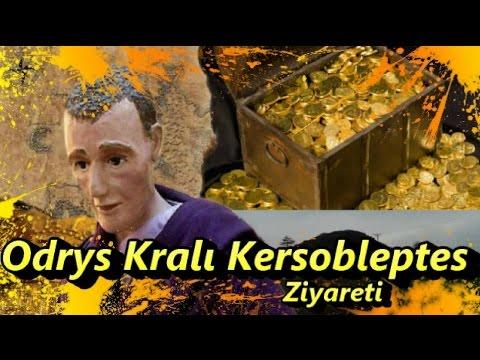 2017/03/19 Odrys Kralı Kersobleptes Ziyareti