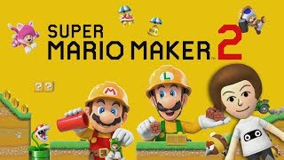 Super Mario Maker 2 - Showing My Courses