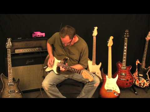 Grosh Retro Classic, 60s Fat and Blown 59 Pickups, DG-50 Amplifier, featuring Don Grosh
