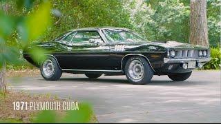 Lot S96 // 1971 Plymouth Cuda // Mecum Dallas 2016 thumbnail