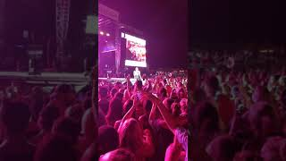 Brett Young- Mercy @ 2018 Carolina Country Music Festival Video