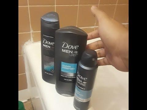 Unboxing Dove Men+Care Clean Comfort VoxBox (From Influester & Dove)