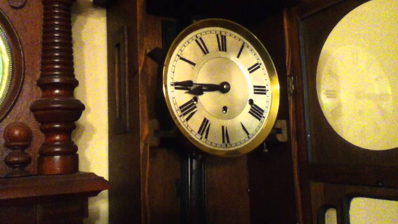 Reloj kienzle carillon soneria westminster youtube - Reloj decorativo de pared ...