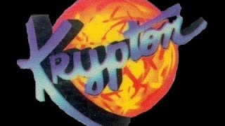 Krypton Dance Planet - Euro Dance Flash House Anos 90