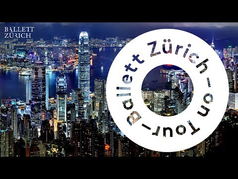 Ballett Zürich in Hongkong