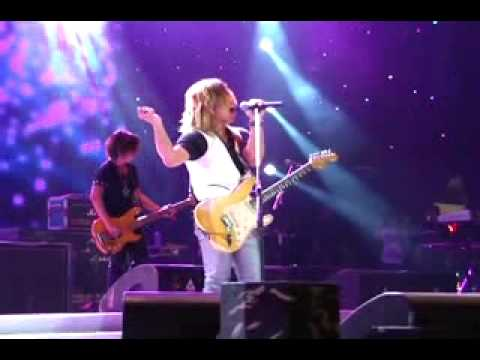 J-rocks - Tersesal @ Jakarta Fair Main Stage 2012