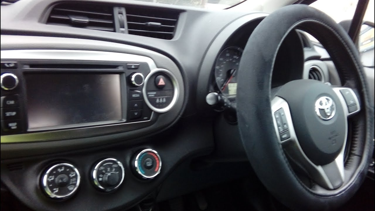 toyota yaris 2010 onward how to wire dash cam to fuse box simpletoyota yaris 2010 [ 1280 x 720 Pixel ]