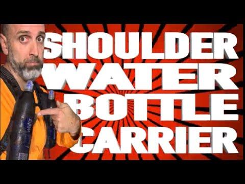 Shoulder Water Bottle Carrier