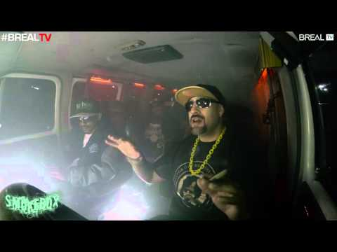 Kurupt, Tray Deee, Yukmouth, Mr Criminal, & Jayo Felony - The Smokebox | BREALTV