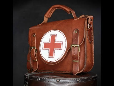 Doctor's Bag build along