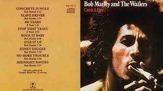 Bob Marley - catch a fire (1973) full album HD