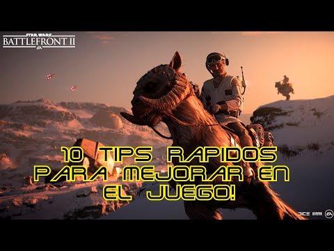 Guía rápida Battlefront 2! 10 consejos y trucos para cuando eres nuevo!