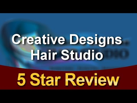 Creative Designs Hair Studio Norristown Impressive 5 Star Review by Melissa M.