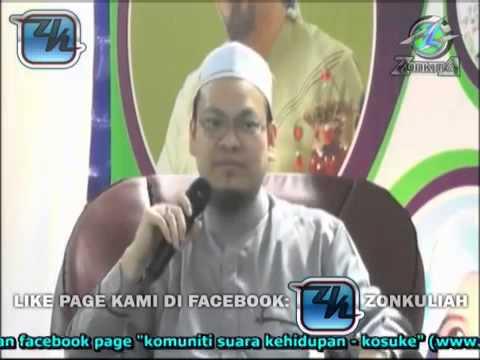 Gaji Kerja Chef Hidangan Bercampur Haram & Casher - Dr Zaharuddin