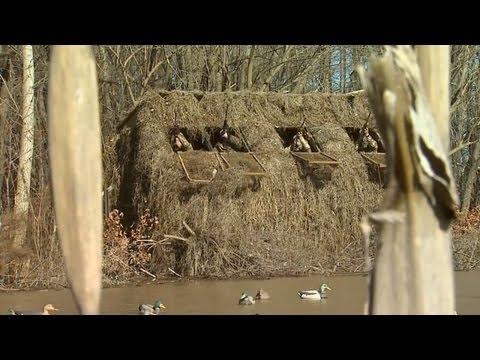 Kentucky Duck Hunt - Must See!