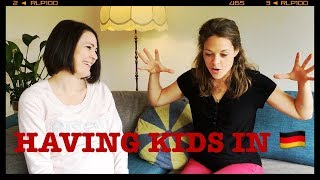 Why GERMANY Is a GREAT Place to Have KIDS | feat. MenschFrau | #thoseGermans